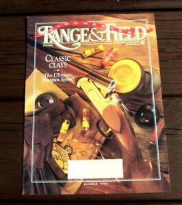 Gamme Winchester & Field ~ Summer 1993 Gun Brochure Catalogue ~ 16 Pages-afficher Le Titre D'origine ExtrêMement Efficace Pour Conserver La Chaleur