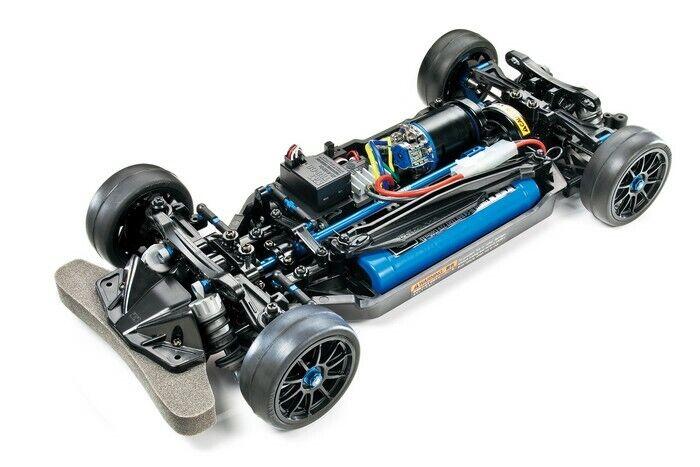 Tamiya 47326 TT -02R tävlings Chassis Kit RC tävlings Chassis Bil Kit