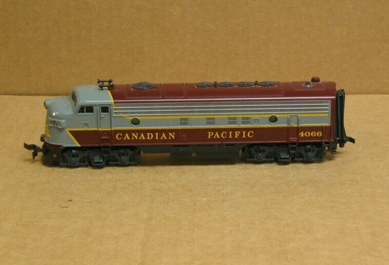 Atlas HO Canadian Canadian Canadian Pacific FP7  4066 55729f