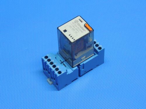 Rechnung FINDER 60.13.8.120.0040    Relais Sockel Type 90.03  120V  24V  Inkl