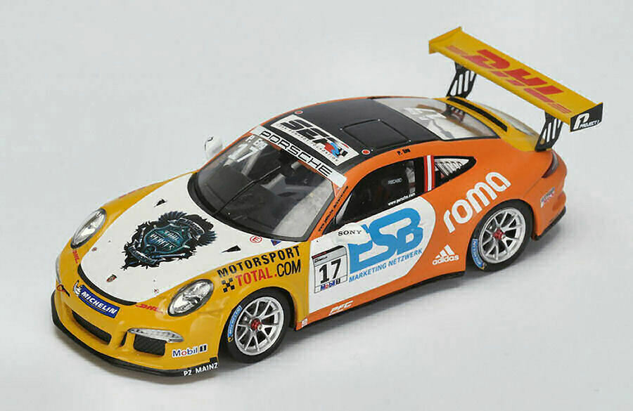 Porsche voiturerera   17 supercup champion 2015 philipp eng 1 43 model s4697  abordable