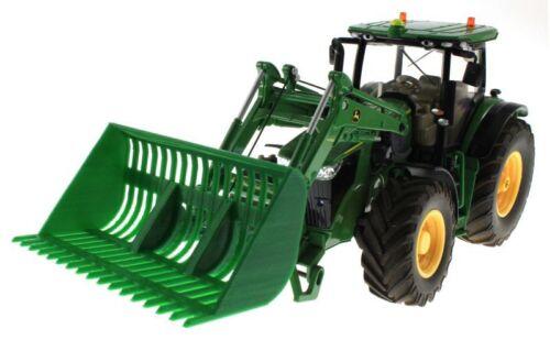 Rübenschaufel für Siku Control 32 Traktoren mit Frontlader