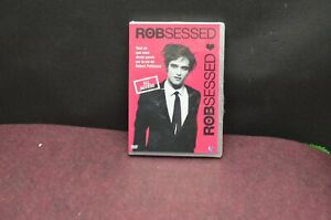 DVD NEUF SOUS BLISTER  ROBSESSED ALL ACCESS TOUT SUR LA VIE DE ROBERT PATTINSON