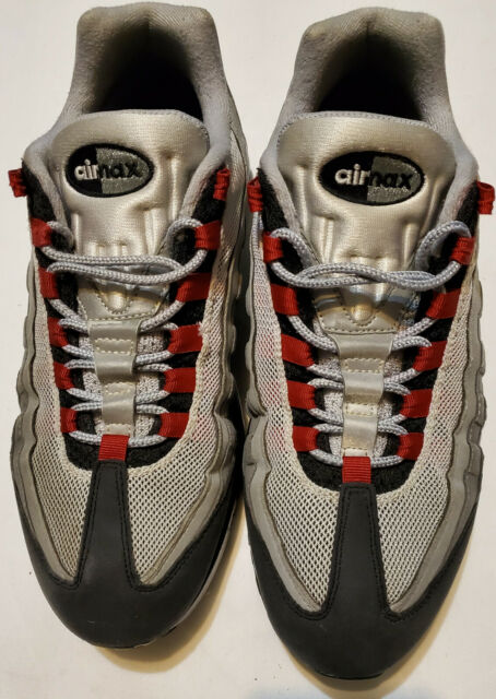 Size 9 - Nike Air Max 95 iD White for sale online   eBay
