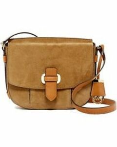 79e2e1d9fbd6 Michael Kors Romy Suede Messenger Bag 30S6GRUM2S for sale online