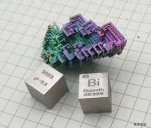 1-Piece-99-99-High-Purity-Bismuth-Bi-10mm-Cube-Carved-Element-Periodic-Table