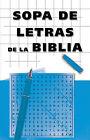 Sopa de Letras de la Biblia by Barbour Publishing (Paperback / softback, 2011)