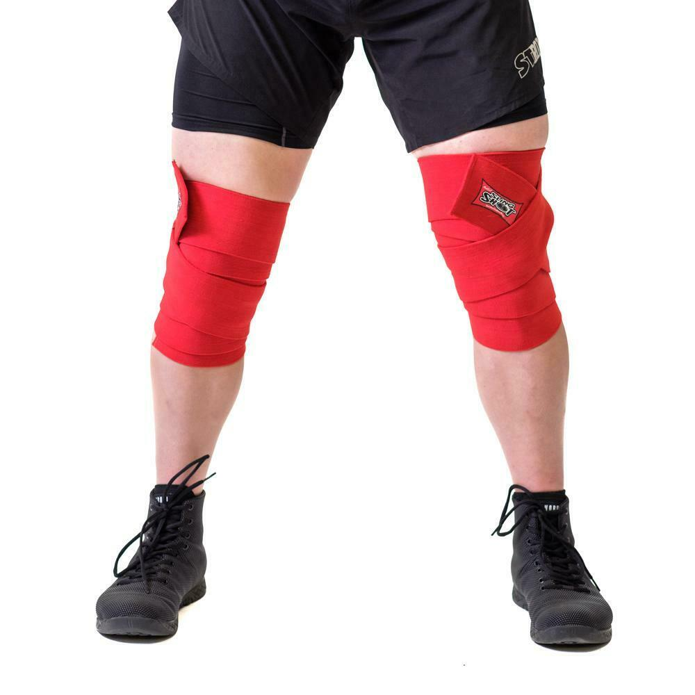 Mark Bell Sling Shot World Record Record Record Knee Wraps f79c57