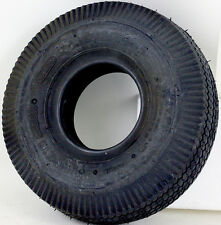 Cheng Shin 4.10/3.50-4 NHS 2 Ply Sawtooth Tread Tubeless Tire 30 PSI NOS