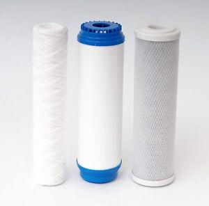 10-034-Ersatz-Wasserfilter-Set-Aktivkohle-Block-Wickelfilter-Osmose-Kartusche-5-m
