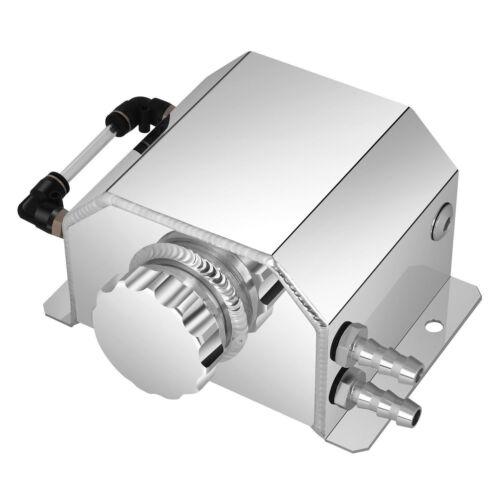 1000ml Aluminium Kühler Kühlmittel Überlauf Erholung Wasser Tank Flasche 1.0L