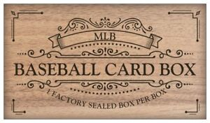 Baseball-MLB-Hobby-Box-2018-Factory-Sealed-Edition-NBL-1-SEALED-BOX-PER-BOX