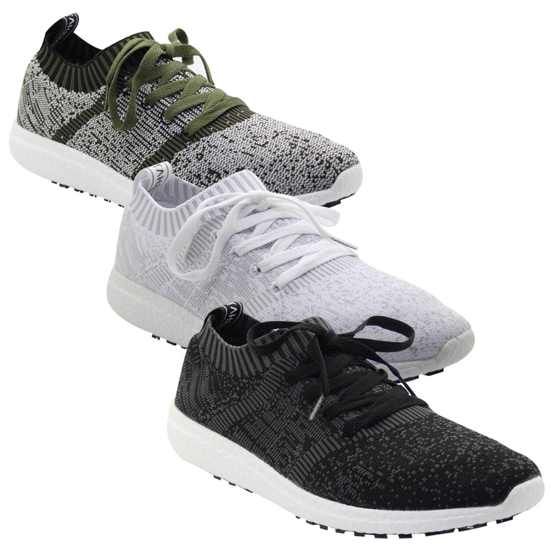 Nuovi uomini crosshatch designer designer designer formatori caviglia   stivali merletto leggero scarpa | Il materiale di altissima qualità  583229