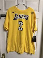 7175252b9 item 6 Los Angeles Lakers Lonzo Ball NIKE mens T-shirt NBA Size 2XL Jersey  Shirt NWT -Los Angeles Lakers Lonzo Ball NIKE mens T-shirt NBA Size 2XL  Jersey ...