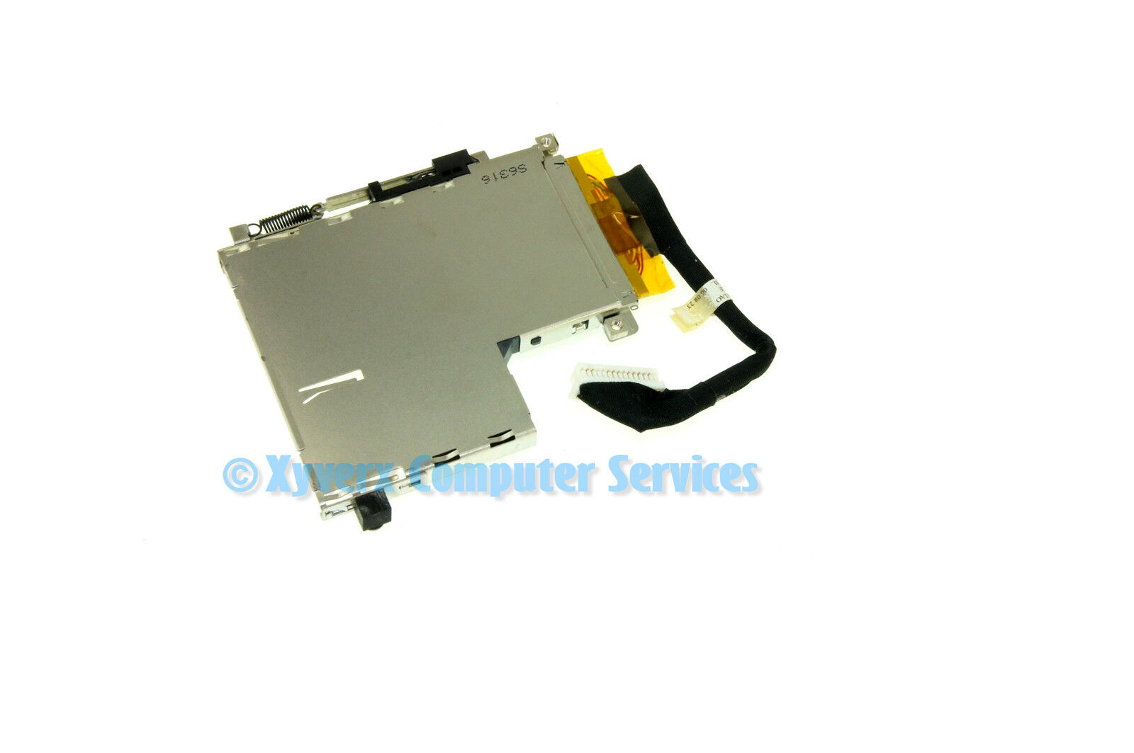 29GP53890-10 OEM DELL PCMCIA CONNECTOR W/ CABLE ALIENWARE M5500I-R3 (GRD A)