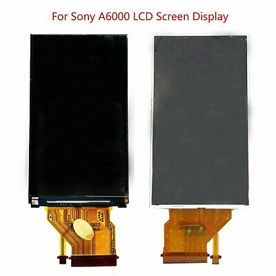 Complete LCD Display Screen Assembly Replacement Parts For Sony A6000 Camera