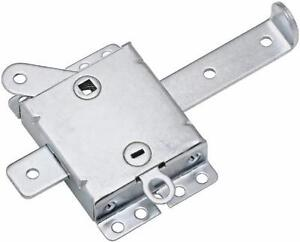 Garage Door Inside Slide Lock Latch Mechanism Free
