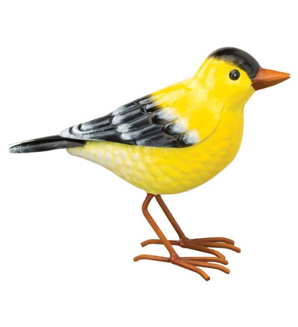 Goldfinch Song Bird Garden Decor Regal