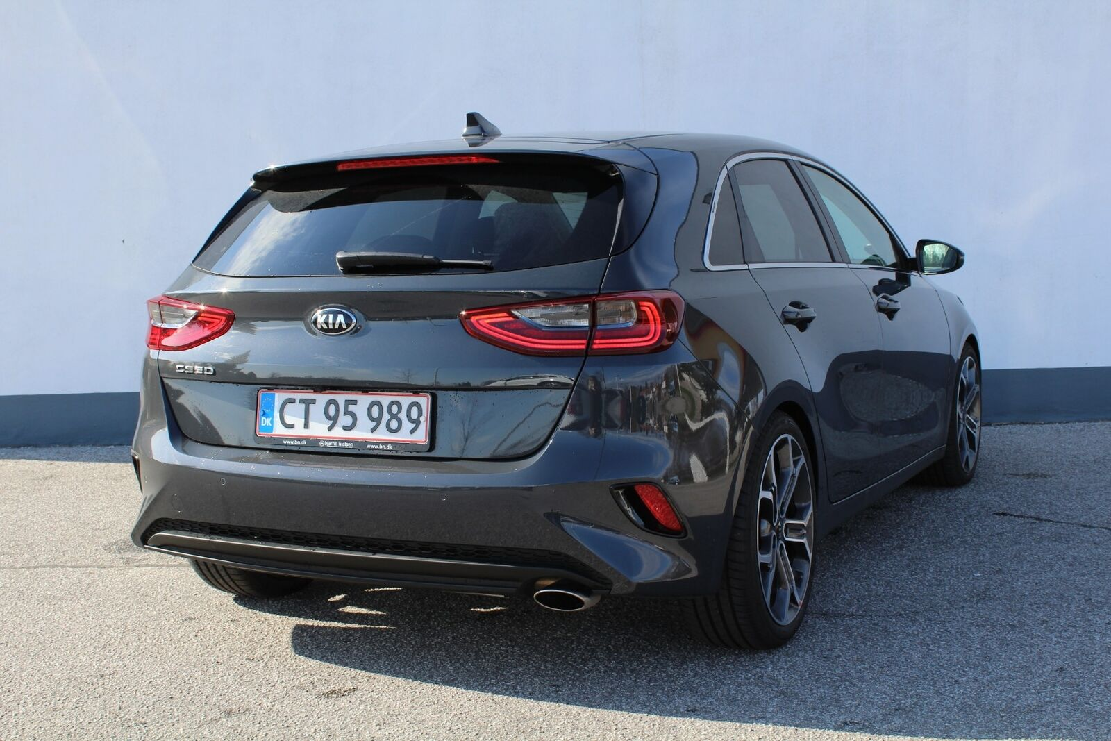 Kia Ceed 1,4 T-GDi Collection DCT - billede 1