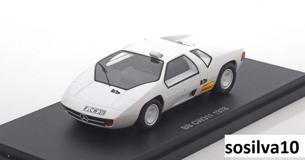 BOS-Modelos 1 43 BB CW311 1978