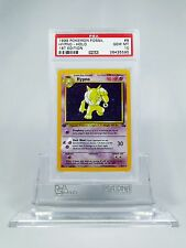 PSA 10 GEM MINT 1st Edition Hypno Pokemon Fossil Set #8/62