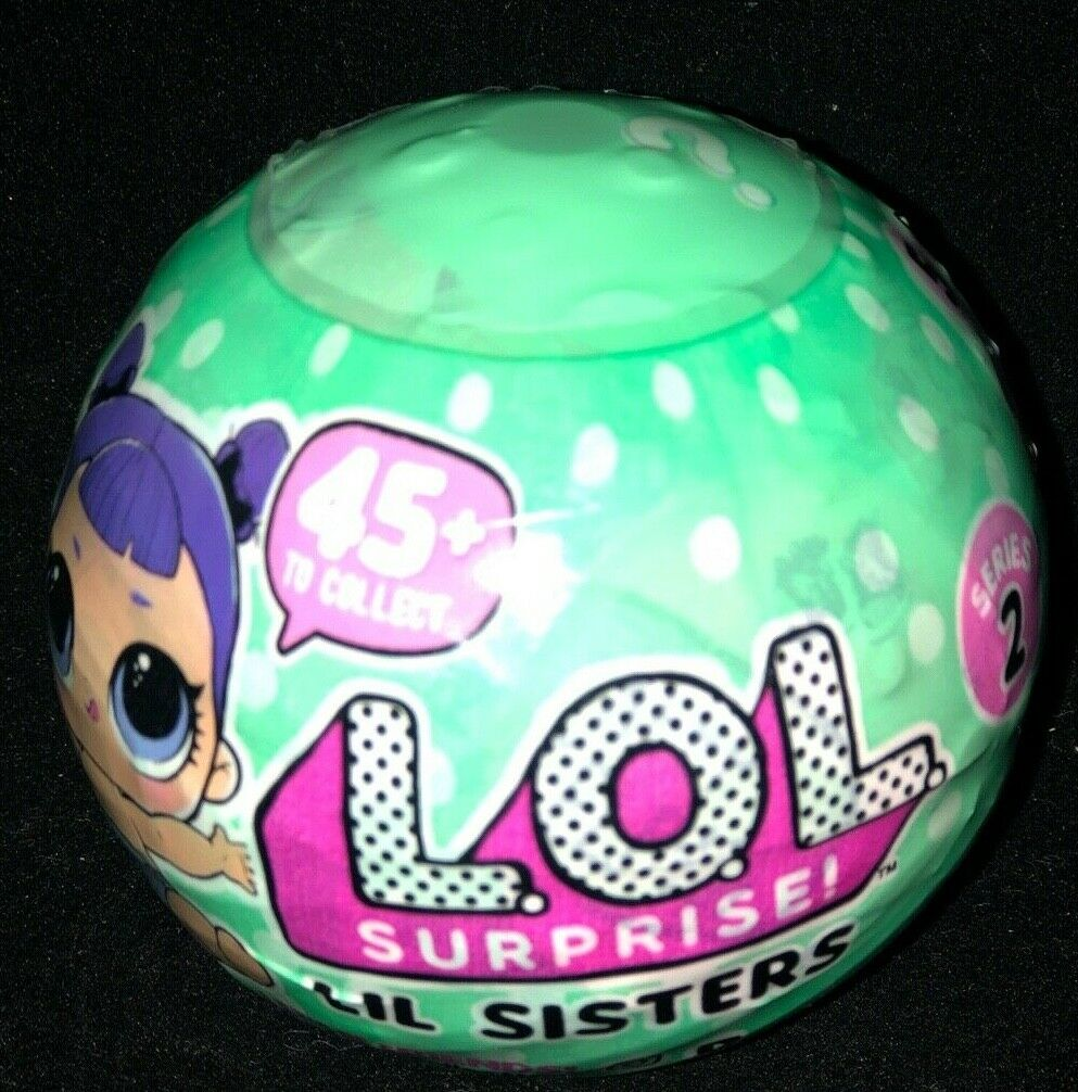 L.O.L Surprise Dolls Series 2 Lil Outrageous Littles 6-Pack LOL Doll Mystery MGA