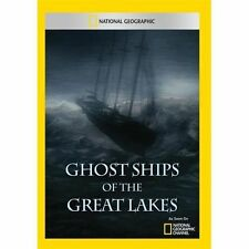 GHOST SHIPS OF THE GREAT LAKES NEW DVD
