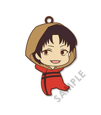 All Out! Oharano Etsugo Rubber Paja Chara Phone Strap NEW