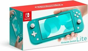 Nintendo-Switch-Lite-Turquoise-Brand-New-with-Free-Shipping-in-Canada