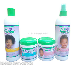 infant hair styling products soft amp precious detangling moisturizing hair baby 8742