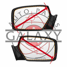 Brand New Mirror Glass Complete- Passenger Side For Ford Edge 11-14 MKX 11-15