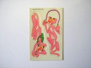 FIGURINA FORMAGGINO MIO LOCATELLI 1984 _ PANTERA ROSA Pink Panter (cm 4x6) a TKjvhgrH-09101028-875529063