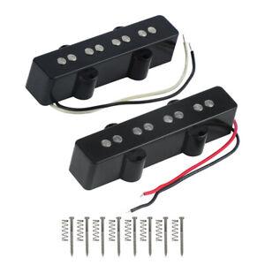 NEW-Black-4-String-FD-Jazz-Bass-Pickup-Single-Neck-Bridge-Pickup-Open-Style