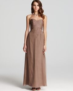 Tan Sweetheart Dress