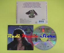 CD JOE PERRY PROJECT Once a rocker always 1983 germany MCA 11028(Xs6)lp mc dvd