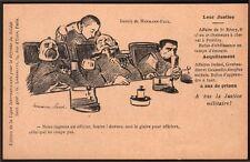 Hermann Paul. A bas la justice militaire. Leur Justice. 1904