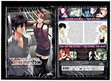 Psychic Detective Yakumo: Complete Collection (Brand New 3-Disc Anime Set)