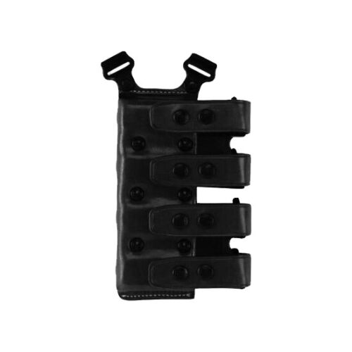 Pistol .45 Single Galco QCL Quad Magazine Carriers Black