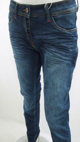 Cecil Slim Fit Denim Charlize Artikel-Nr B371874 Damenjeans Jeans Neu