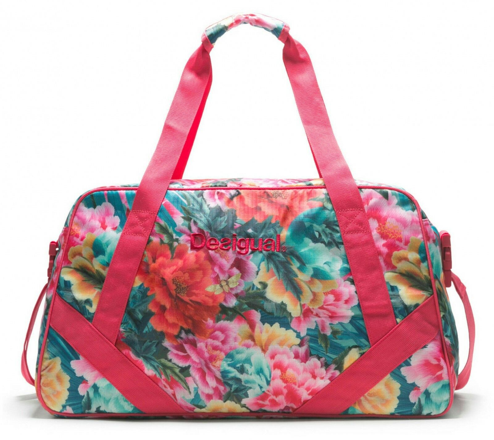 Desigual  Sac De Sport Tropic Carry Shoulder Bag  find your favorite here