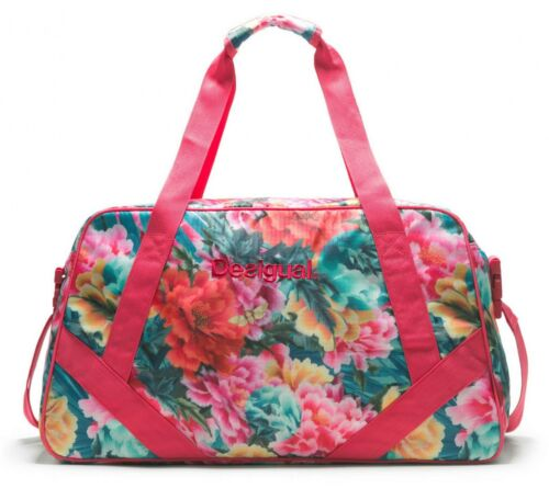 Desigual Sports Bag Tropic Carry Shoulder
