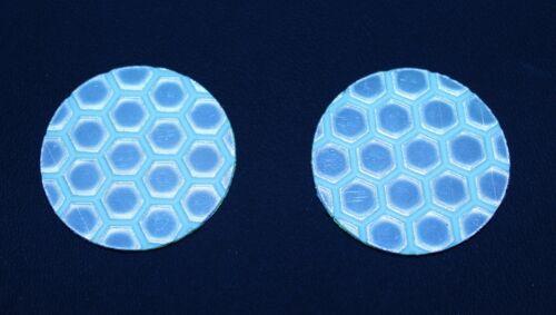 Reflective Cyalume Cyflect Magnetic Marker Disc Glint//Glow Morale Patch