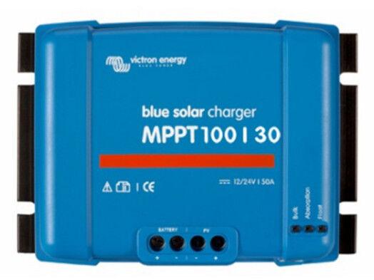 MPPT 100/30 Blau Solar Victron bis Solarladeregler 30A, bis Victron zu 100 V Solarspannung 3b9f7c