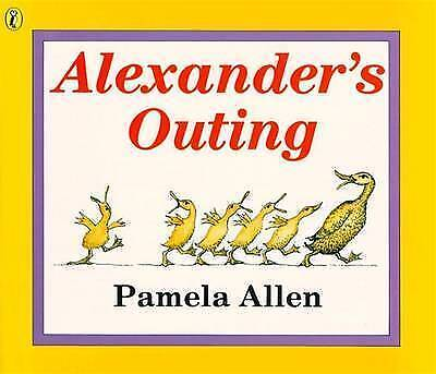 1 of 1 - ALEXANDER'S OUTING BY PAMELA ALLEN (Paperback,1994) VGC -DELIGHTFUL PICTURE BOOK