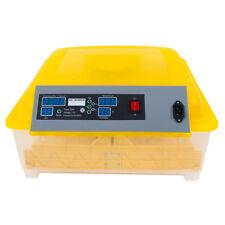 Hot Egg Incubator Hatcher 48 Digital Clear Temperature Control Automatic Turning