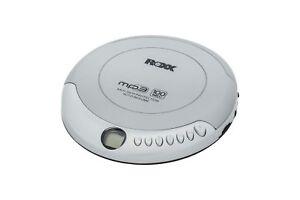 Discman-tragbarer-MP3-CD-Player-ROXX-PCD-501-mit-Anti-Schock-silber
