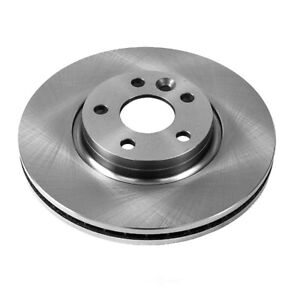 Power Stop AR84102EVC Front Evolution/  Geomet Coated/ Brake Rotor