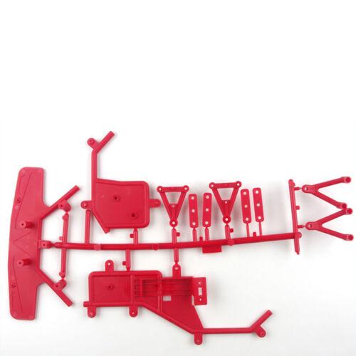 Main Frame Racing Kart 1:5 Red Kyosho KT-003 #703425