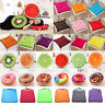 Tie On Chair Cushion Seat Pad Indoor Dining Kitchen Office Sofa Mat Patio Pillow