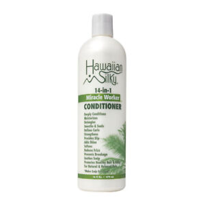 HAWAIIAN-SILKY-14-IN-1-MIRACLE-WORKER-CONDITIONER-16OZ